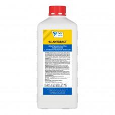 Средство для очистки поверхностей с антибактериальным эффектом DEC PROF 41 ANTIBACT, 1 л.