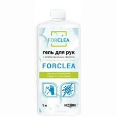 Гель для рук с антибактериальным эффектом FORCLEA, 1 л.