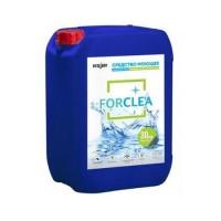 Дезинфицирующее и моющее средство против вирусов и бактерий FORCLEA FOAM CL, 10 кг.